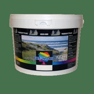 2.5 liter sort træbeskyttelse