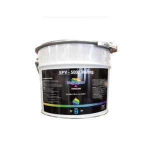 Epoxy gulvmaling EPV 5000 fra TræNord i forskellige farver